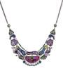 Ayala Bar Rain Forest Water Lillies Necklace