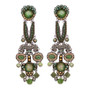 Ayala Bar Green Moonlight Freedom Earrings
