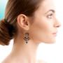 Ayala Bar Rise n Shine Morning Sky Earrings