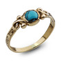 Kabbalah Golden Shir Lamaalot Ring