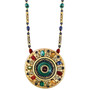 Michal Golan Necklace - Durango Large Round Beaded