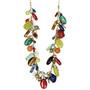 Michal Golan Jewelry Durango Multi Stone Necklace