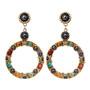 Michal Golan Jewelry Durango Large Hoop Earring