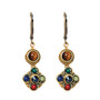 Michal Golan Earrings - Durango Small Flower Pendant