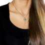 Michal Golan Small Heart Necklace