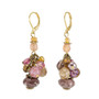 Anat Collection Pink Bunch  Earrings