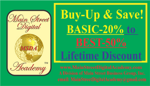 BUY-UP YOUR PURCHASING POWER & SAVINGS! FROM BASIC LEVEL to BEST LEVEL