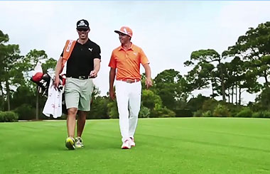 Video thumbnail of professional golfers on course. How to manage your course planning.