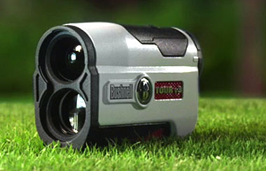 Bushnell Golf Tour V3  Laser Rangefinder video thumbnail.