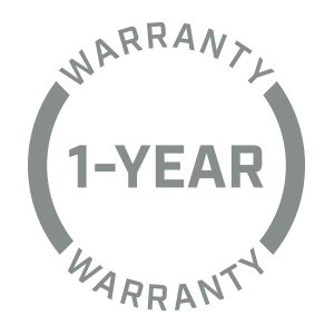 Bushnell Golf 1-year warranty icon.