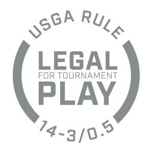 USGA 14-3/0.5 laser rangefinders and GPS legal for golf tournament play.