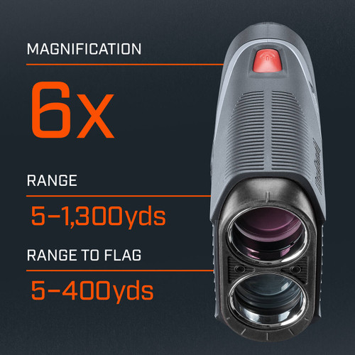 Tour V5 Golf Laser Rangefinder Product Photo Angled