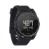 Excel Golf GPS Watch in Black Product Photo Displaying Hole 18 Distance to Pin