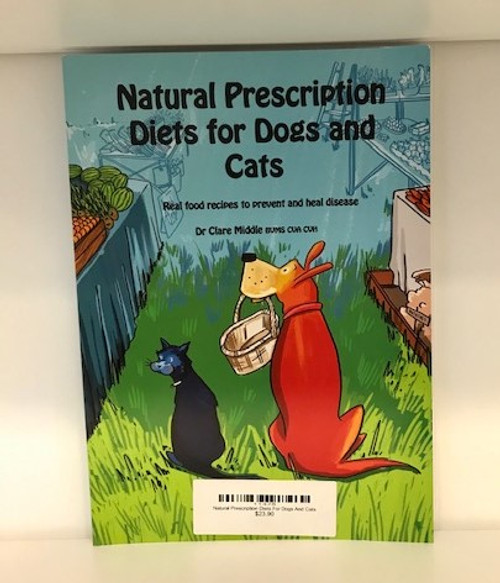 Natural Prescription Diets For Dogs And Cats