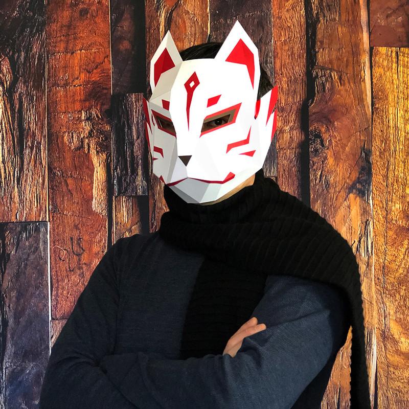 Korai no Kitsune - Full Mask