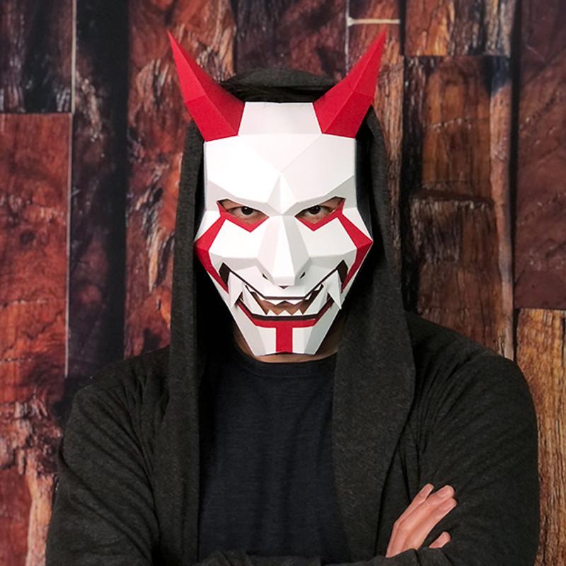 Oni - Demon Full Mask
