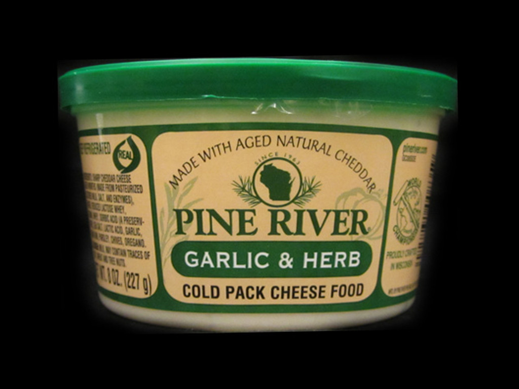 Pine River - Garlic & Herb Cheese Spread - Small