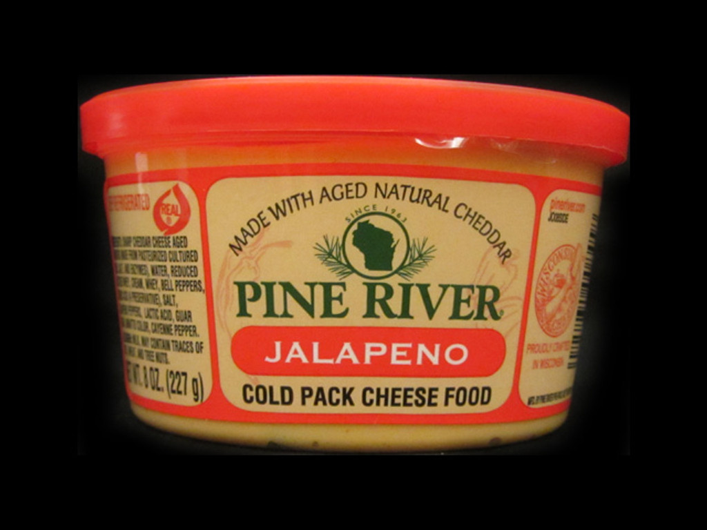 Pine River - Jalapeño Cheese Spread - Small