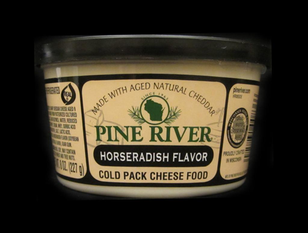Pine River - Horseradish Cheese Spread - Small