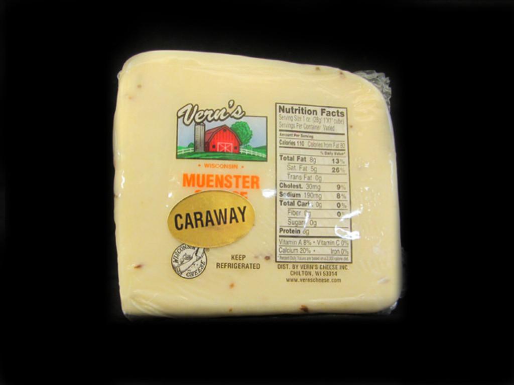 Vern's - Caraway Muenster Cheese