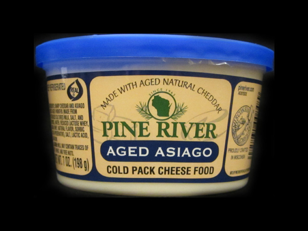 Pine River - Aged Asiago Cheese Spread - Small