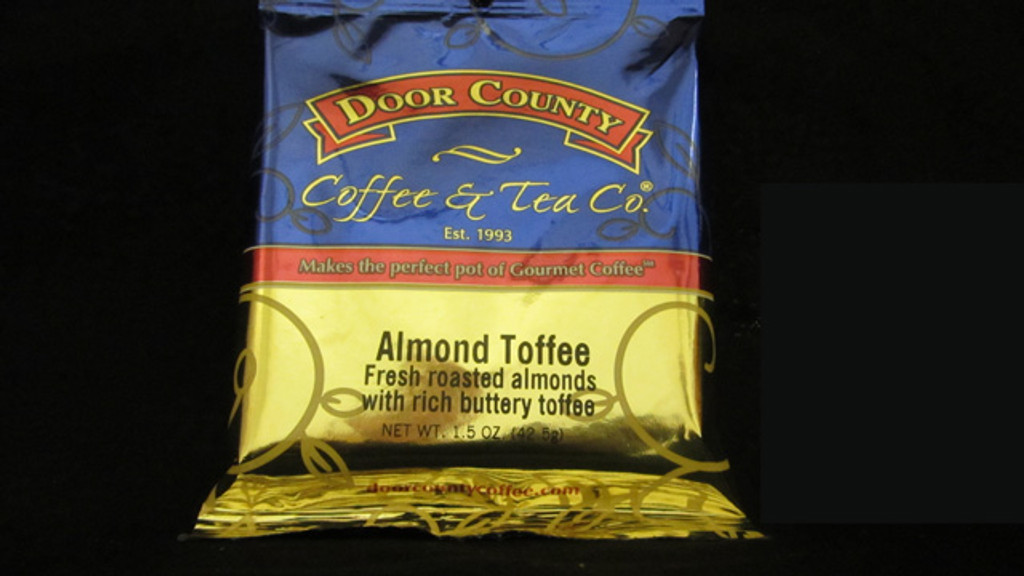 Door County Coffee - Almond Toffee