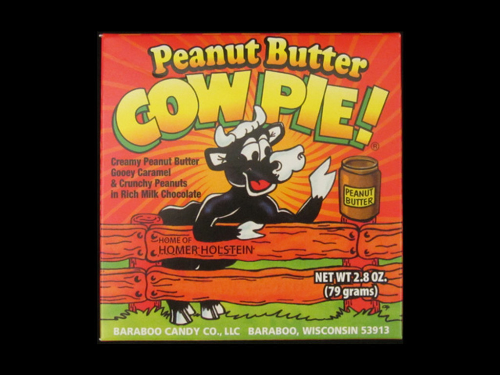 Cow Pie - Peanut Butter