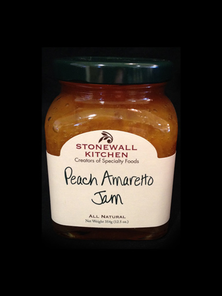 Stonewall Kitchen - Peach Amaretto Jam