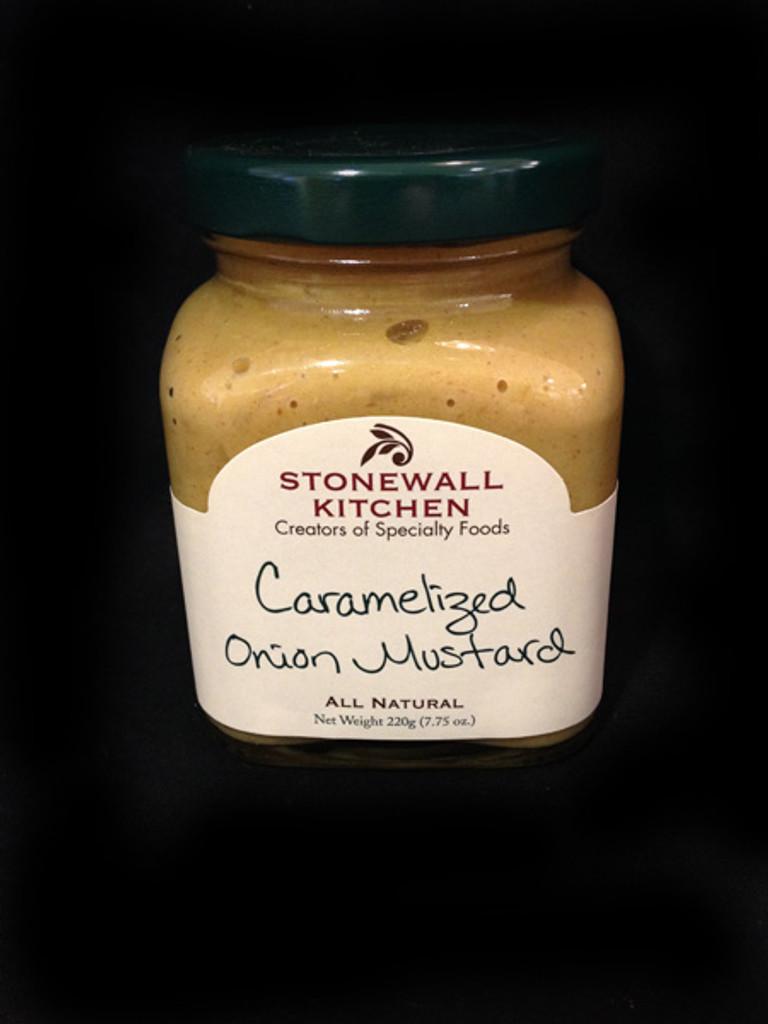 Stonewall Kitchen - Caramelized Onion Mustard