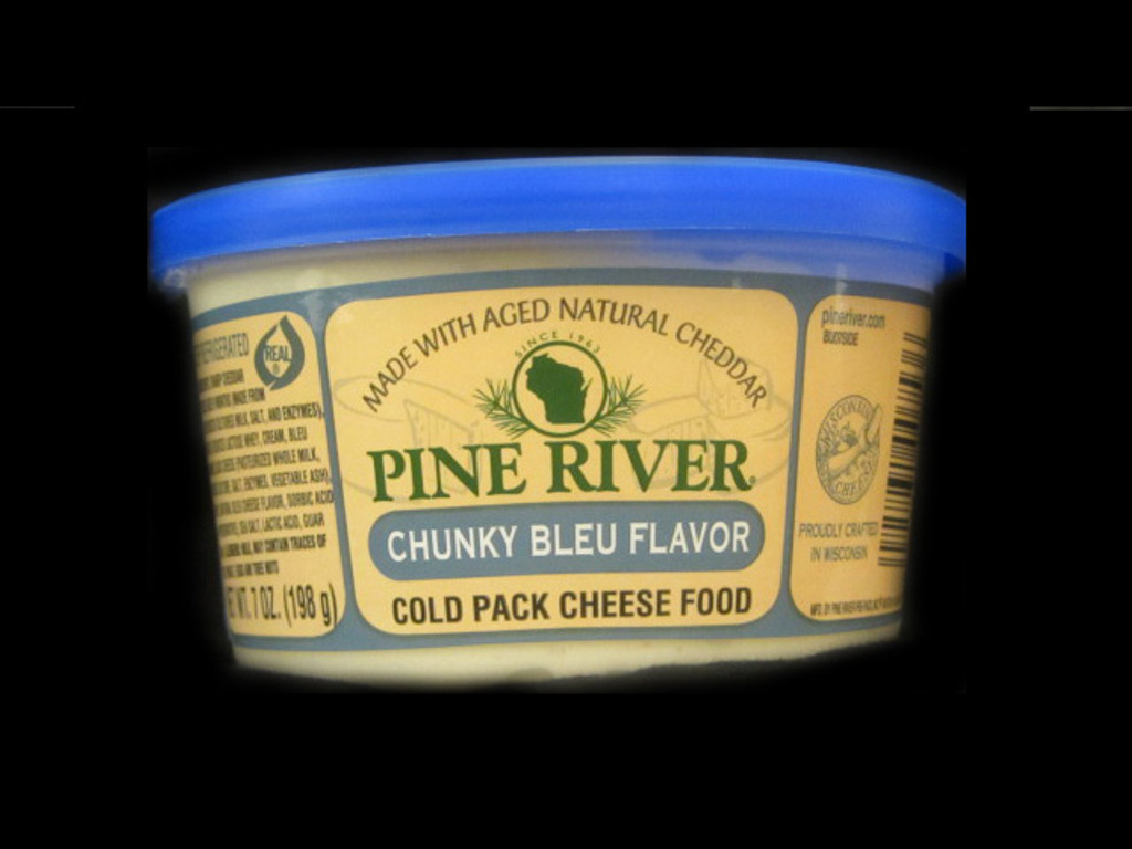 Pine River - Chunky Bleu Flavor Cheese Spread - Small