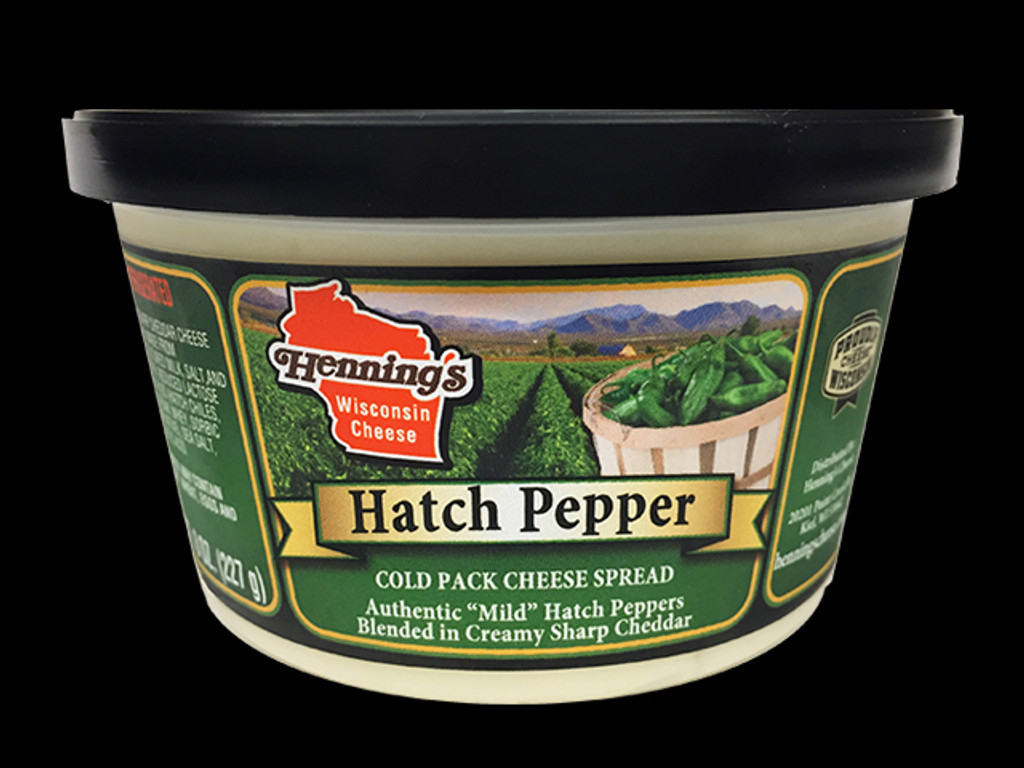 Hatch Pepper Cheese Spread