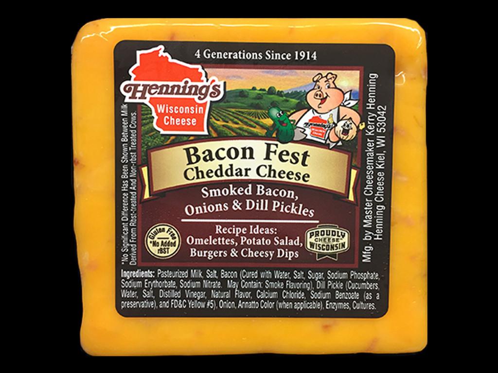 Bacon Fest Cheddar Cheese