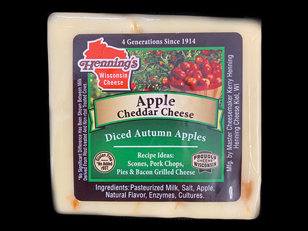Apple Cheddar Cheese