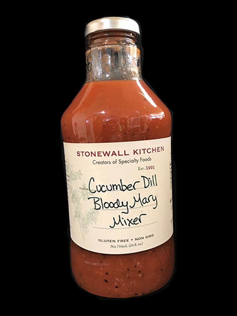 Stonewall Kitchen - Cucumber Dill Bloody Mary Mix