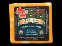 Two Tone Cheddar Cheese