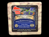 Blueberry Cobbler Cheddar Cheese