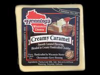 Creamy Caramel Cheddar Cheese