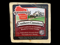 Cranberry Cinnamon Cheddar Cheese