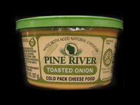 Pine River - Toasted Onion Cheese Spread - Small