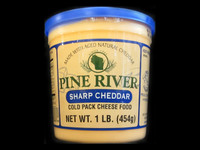 Pine River - Sharp Cheddar Cheese Spread - Large
