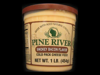 Pine River - Smokey Bacon Cheese Spread - Large