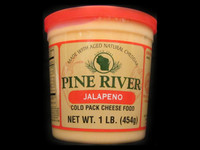 Pine River - Jalapeño Cheese Spread - Large