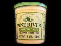 Pine River - Toasted Onion Cheese Spread - Large