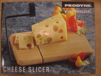 Prodyne Beechwood - Cheese Slicer