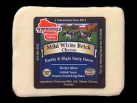 Mild Brick Cheese - White