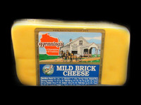 Mild Brick Cheese - Yellow