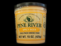 Pine River - Spicy Beer Cheese Spread - Large