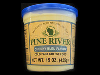 Pine River - Chunky Bleu Flavor Cheese Spread - Large