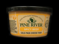 Pine River - Spicy Beer Cheese Spread - Small