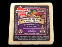 Louisiana Lagniappe Cheddar Cheese